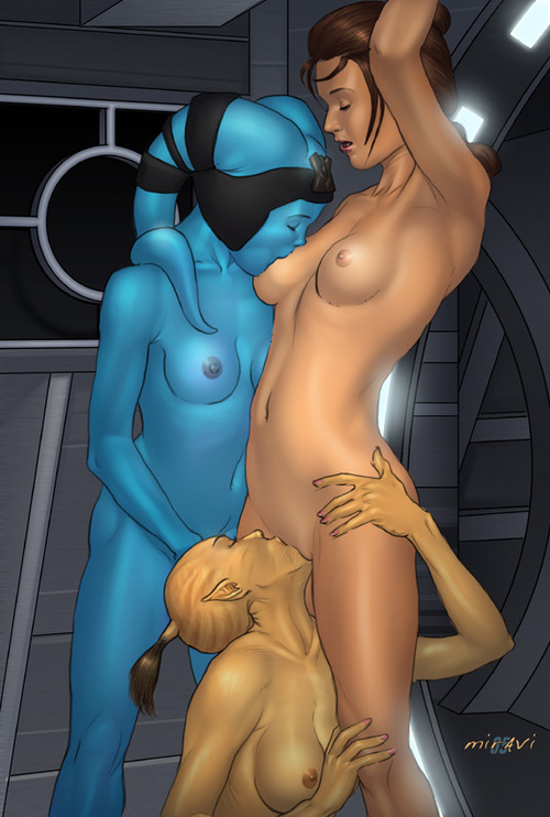 Porn star wars hentai padme