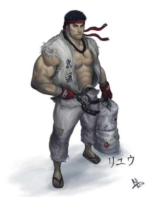 Ryu by Anirudh Sainath