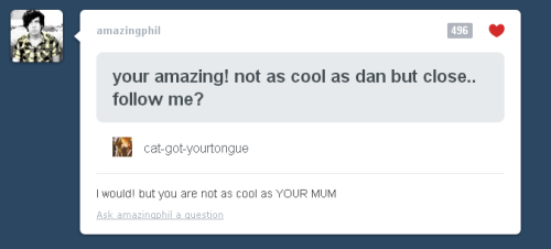 ligourilesterhowellkendall:  phanrocksmycrocs:  the-companions-doctor:  amazingdanisnotsocoollike:  alfieisababe:  chefnovellini:  kevilafire:  Never forget the sassy phil    4 for you Phil  SEE PHIL CAN BE A SASSY MOTHERFUCKER TOO  and let's not forget:     snap snap snap            snap         snap      snap    snap  snapsnap snap snap