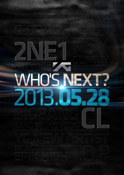 g-swagon:  fresh-vocal:  YGLIFE UPDATE: 'WHO'S NEXT??' #2NE1isNEXT  OH MY GOD YEA FUCK YEA LIKE WHAT THE FUCK FINALLY OH MY GOD IM LIKE TEARING UP LIKE FINALLLLLLLLLLLLY OMG IT'S BEEN LIKE IDK FOUR THOUSAND YEARS?????????