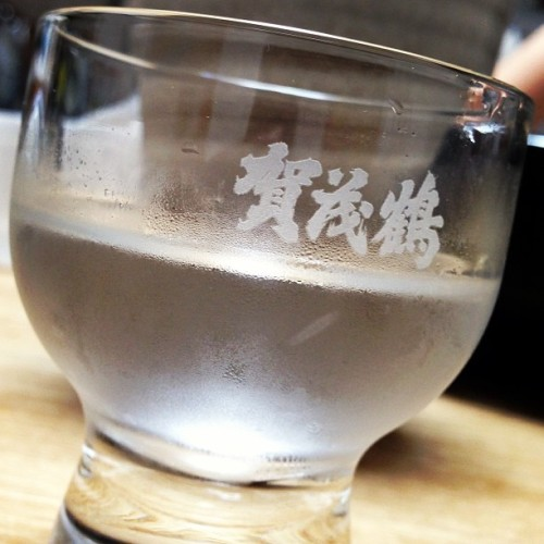 中身は千福 #japan #hiroshima #photooftheday #webstagram #sake