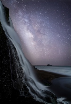 eocene:  Alamere Milky Way (by Rick Whitacre)