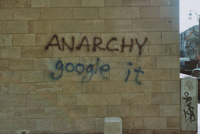 kungfuontheinternet:  my favourite graffiti in jerusalem