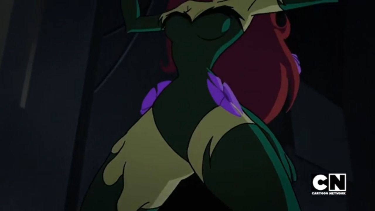 Clayface refused to mess around with Ivy's proportions even a little bit. #Scooby-Doo & Batman: Brave & Bold #Scooby-Doo #Batman: The Brave And The Bold #Cartoon Network
