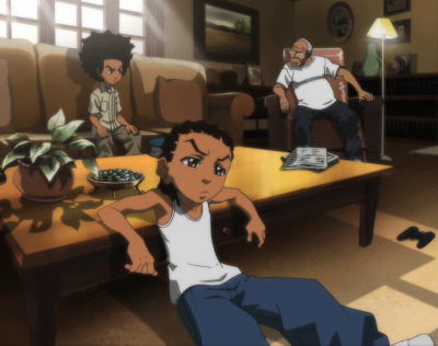 hueyfreemanonlyspeaksthetruth:  The Freeman Family: Huey, Riley & Robert