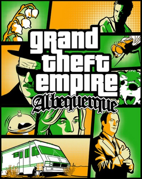 dorkly:  Grand Theft Empire Albequerque I AM THE ONE WHO GETS 5 STARS.