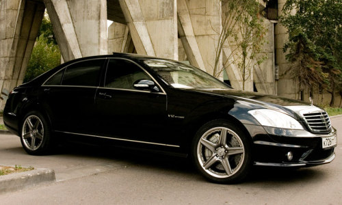 automotive-lust:  Mercedes S65 (W221) AMG, one of the sickest ones I've seen yet