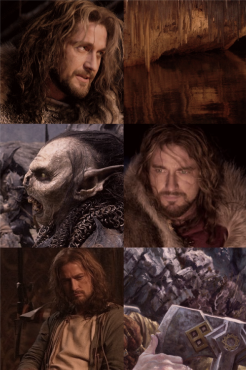 floofisfloofy:  Tolkien Minor Character Dreamcast 4/? Gerard Butler as Frerin, Thorin Oakenshield's brother  Frerin and the rest of the vanguard were driven into a wood of great trees near lake Mirrormere. It was there Frerin met his end, along with his kinsman Fundin, and many others.