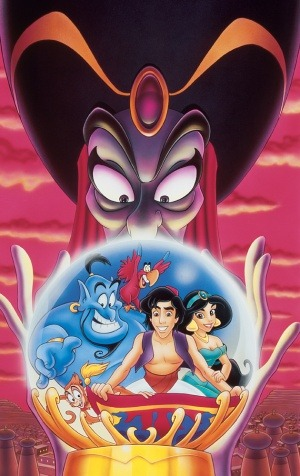 Disney Magic #56: And When Disney Magic Returns, So Does Jafar In this episode, we finally begin our long journey through the world of Disney Sequels. The first of these movies is Return of Jafar, the sequel to Aladdin and what seems to be the first episode of that Aladdin TV show that aired in the 90s. So while the animation is a bit different than our first time with Aladdin, (and the Genie sounds just a tiny bit different as well for some reason) we're off on a brand new adventure. Listen to it here!