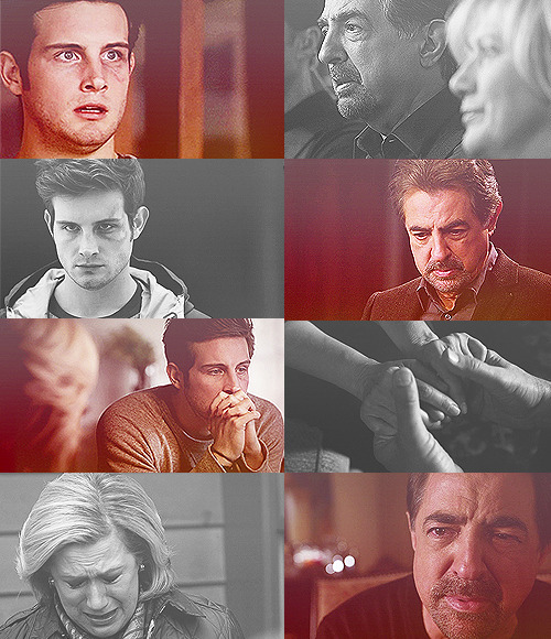 andersonsland:  The Following/Criminal Minds AU: Jacob is Strauss & Rossi's son. When Jacob comes to his parents for help, Erin and Dave are torn between doing their job and saving their only child.  *weeps uncontrollably* This is beautiful and yet wrong on so many levels.