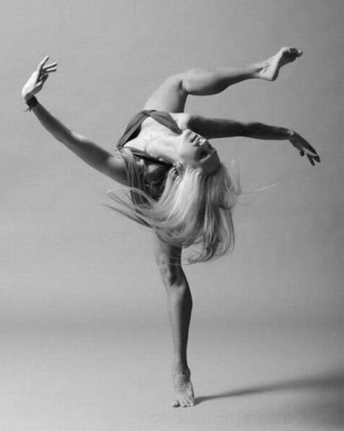 Street Ballet - JoDeedaa on We Heart It.