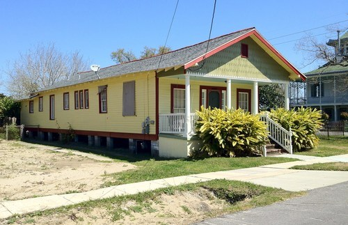 A Resurrection in New Orleans Restored Bungalows of the 9th Ward