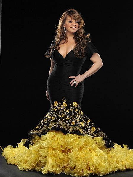"reclaimingthelatinatag:  Confirmed dead, ""La diva de la banda"" Jenni Rivera.  Mexican-American singer Jenni Rivera has been confirmed dead. Rivera's plane went missing earlier today, Sunday December 9th, in Mexico. The wreckage was found at  5pm with no remaining survivors. Jenni Rivera had sold over 15 million albums worldwide and was nominated at the 2003, 2008 and 2010 Latin Grammys. A successful regional Mexican artist and entrepreneur, she had started many companies, including Divina Realty, Divina Cosmetics, Jenni Rivera Fragrance, Jenni Jeans, Divine Music and The Jenni Rivera Love Foundation. Jenni Rivera became the first female Banda artist to sell-out a concert at the world famous Gibson Amphitheater in Universal City, California and became the first artist to sell-out two back-to-back nights at the Nokia Theatre in Los Angeles, California on August 6, 2010 and August 7, 2010. Descanse en paz, gran señora."