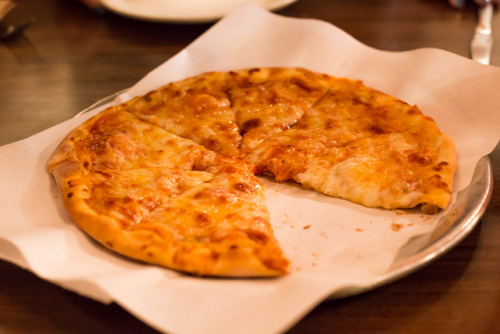 Small Pizza — plain by fyngyrz on Flickr.