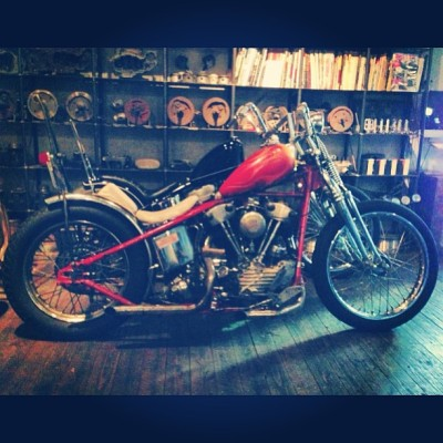 crossbonemc:  #knucklehead #chopper #cbmc