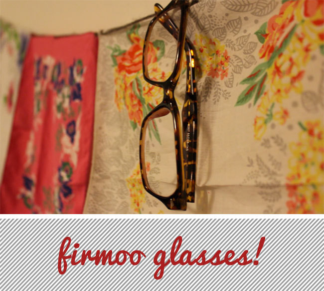 my new glasses from firmoo!