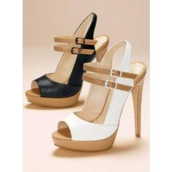 VS Collection Slingback Mary Jane Pump