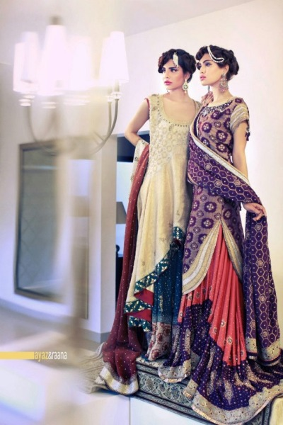 highfashionpakistan:  Yasmin Jiwa Collection