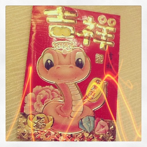 Snake Princess #cute #CNY