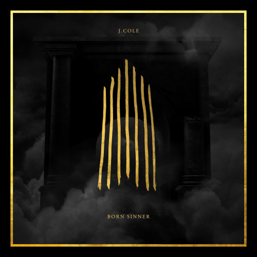 'Born Sinner' (Standard) artwork