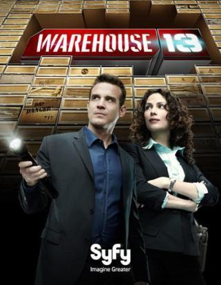 I am watching Warehouse 13                                                  4904 others are also watching                       Warehouse 13 on GetGlue.com