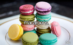 had the most gorgeous macaroons when I was in Turkey last month!