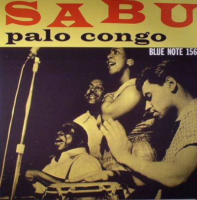 behardfreebop:  Sabu Martinez, Palo Congo, April 27, 1957 (Blue Note)