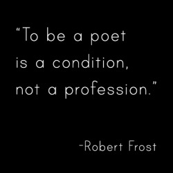 outofprintclothing:  Happy Birthday, Robert Frost!