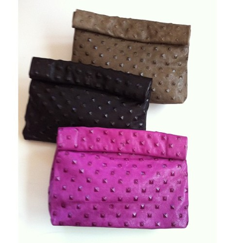 The Pyramid Studded Lunch has arrived! Get yours at www.marieturnor.com Xx