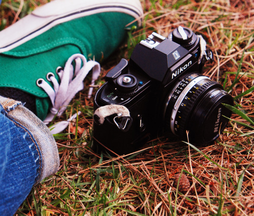 mitchellmyliusfoto:  digital picture of a film camera