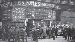 Since my adolescence Foyles, this venerable bookstore in Charing Cross Road, has exerted a magic power over me. I could hardly pass by without being draged into its messy maze of rooms filled with books, books and more books. Time would invariably stop each time I entered and I never left empty-handed. Things are different now. It has been modernised and some of the old charm, together with the grumpy old lady in the science section, is gone. It is a far cry from the world of the firm's legendary owner, the late Christina Foyle, who used to run the ­bookstore almost as a ­chaotic and eccentric extension of herself. Perhaps it is good she did not live long enough to learn that in Britain digital books are expected to outsell print titles by 2015.