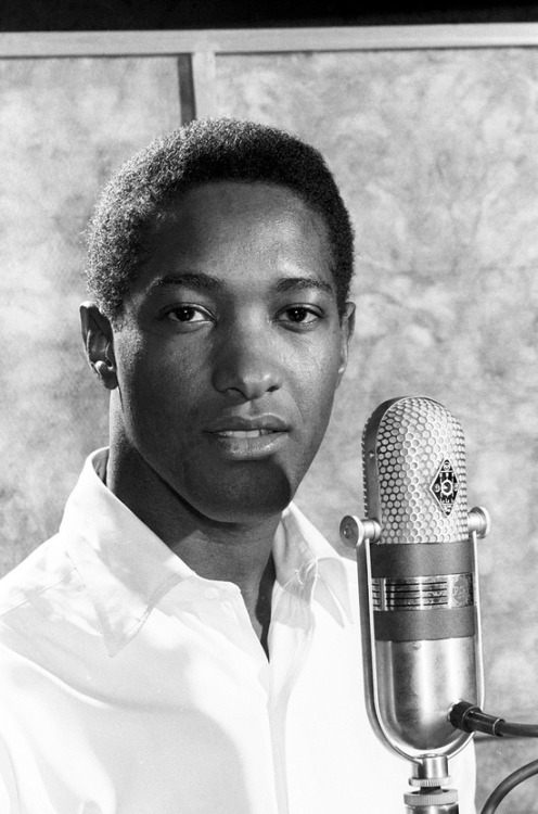 theniftyfifties:  Sam Cooke