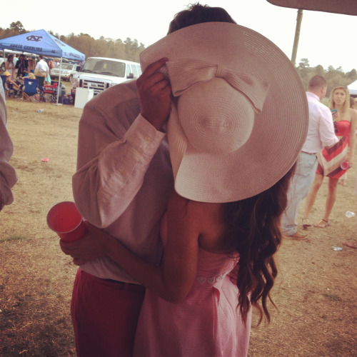 concealerr:  haha aww ive got a picture like this from carolina cup!!!