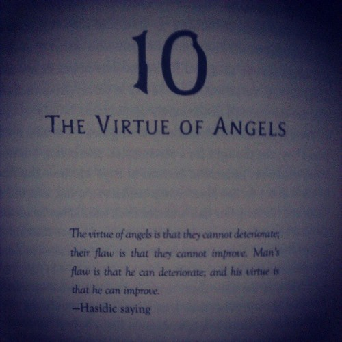 X. The Virtue of Angels #clockwork #infernaldevices #angels #X