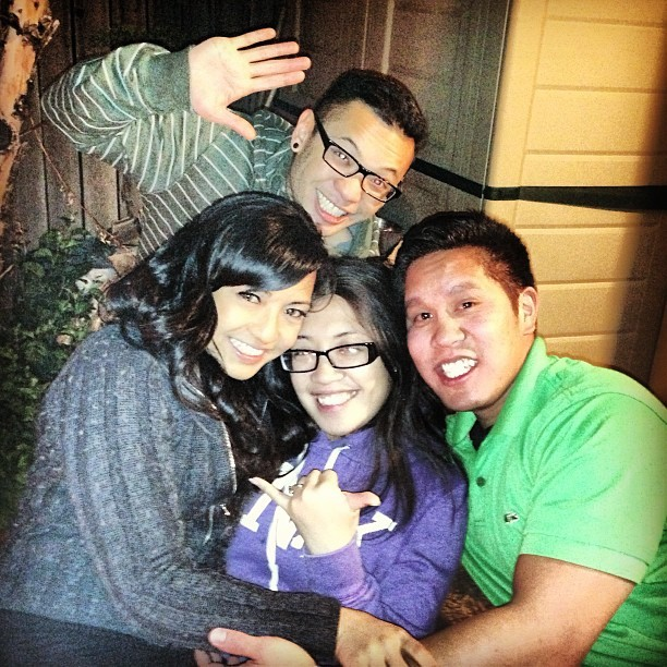 I'm crazy lucky to have good friends/fam. @pogipogg @trunkims @garciaseeya