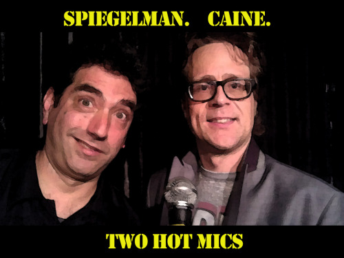 Celebrity impersonator Mike Spiegelman (playing himself) can't get a break, until Sir Michael Caine (celebrity impersonator Colin Mahan) joins him onstage and teaches him acting. In the end, Spiegelman discovers it's ok to be himself and Colin discovers it's better to remain someone else. (via Two Hot Mics | SF Sketchfest)