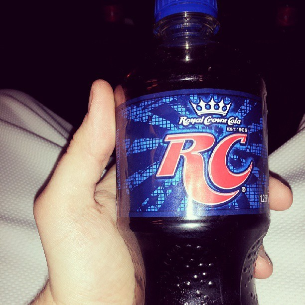 Youre not about that RC life #Royal #Cola