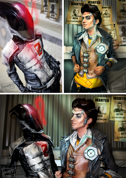 Borderlands 2 Cosplay by guzzardi
