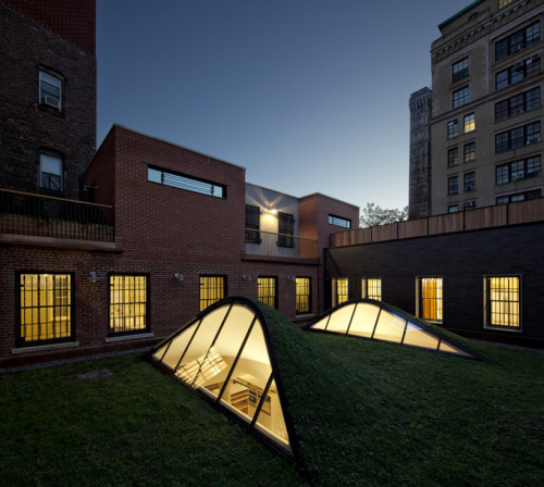 lichtenstein res + studio | skylights ~ caliper studio