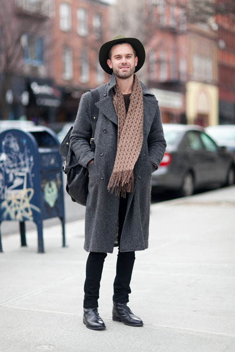 details:  Street Style: The Willamsburg Musician