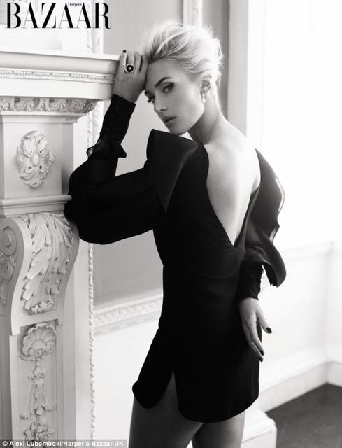 bohemea:  Kate Winslet - Bazaar UK by Alexi Lubomirski, April 2013