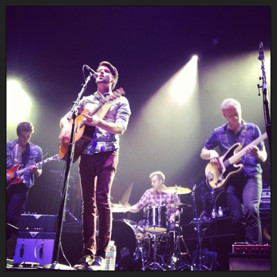 Matt Hires (at The Pearl Concert Theater)