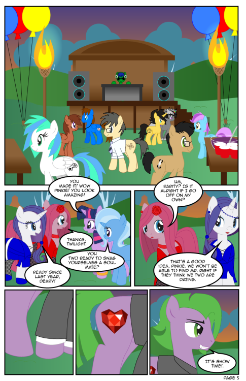 twixie-answers:  The Greatest Gift: The Festival of Love - Page 5 Swag levels are high in this sector, Captain! First wave of background OC's. Would have added more if it wasn't 12:40 AM and I have to get up at 6:30 AM.  What am i doing outside?
