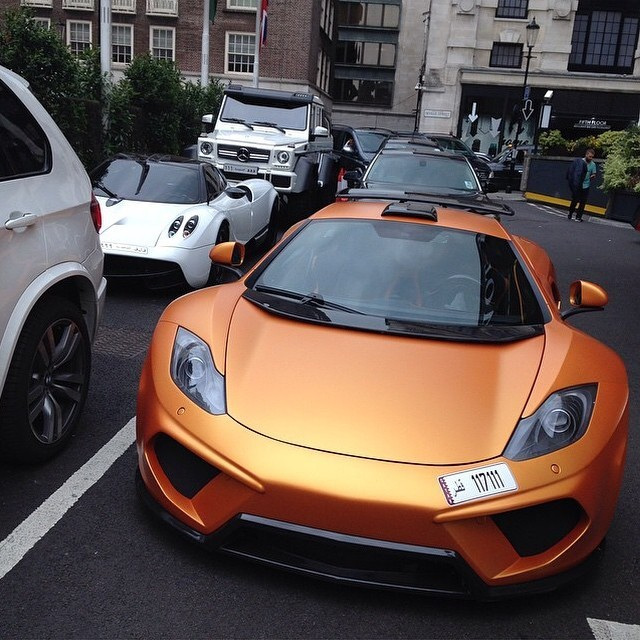 👍 or 👎 for this McLaren?  📷: @v12_photography  #mclaren #12c#amazingcars247 #superspeeders #mayday_photos #missmayday_photos