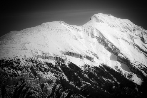 Monochrome Mountain on Flickr.