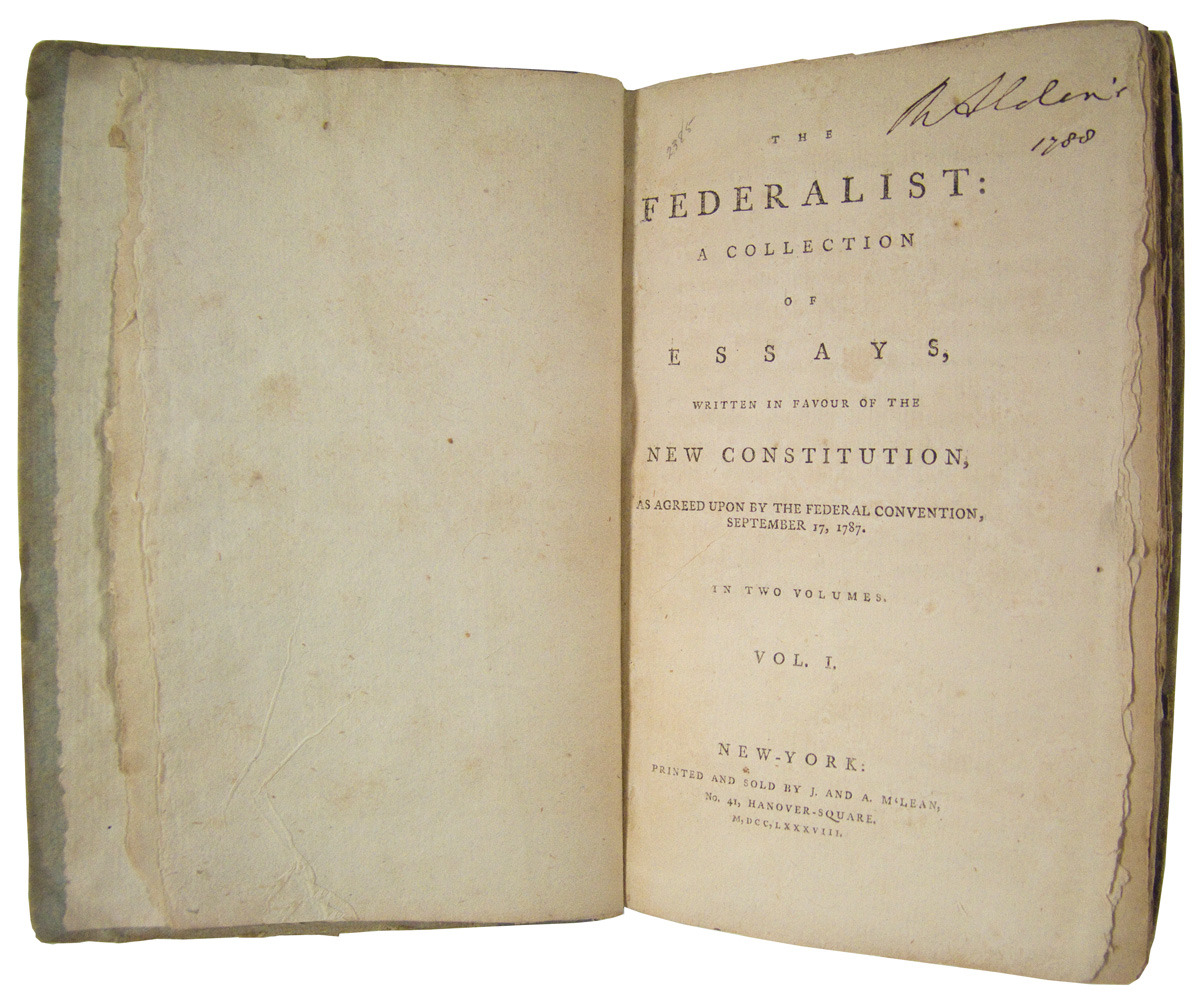 tumblr ne45sxx5xr1trdtowo1 1280 jpg the federalist is published on this day in 1787 the first number of the federalist was
