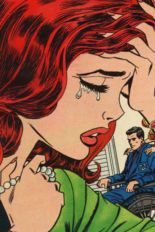vintagegal:  Patsy Walker  #122 (1965)