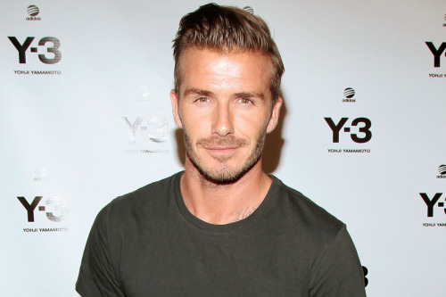 materialkillers:  David Beckham Announces Retirement From Soccer At 38, he's done pretty much everything he's wanted to do in the world of soccer.  Still if you're a fan of the sport in general, the game loses one of its most recognizable faces from the past couple decades. Read more:  NY Times