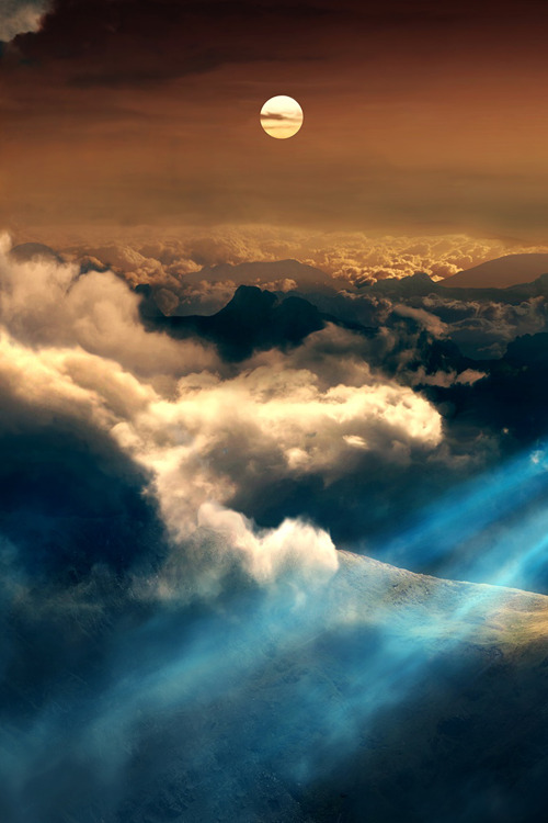 plasmatics-life:  space flight by Jeka♥