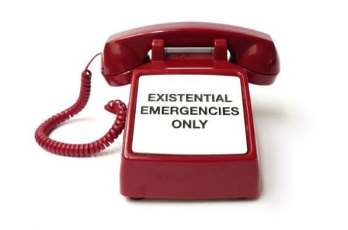 lustik:  Existential Emergency Phone via Neatorama